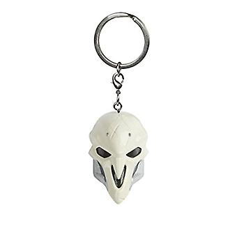 Key Chain - Overwatch - Preaper Mask 3D Figure Toys New j7863