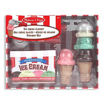 Melissa & Doug Scoop and Stack Ice Cream Cone Magnetic