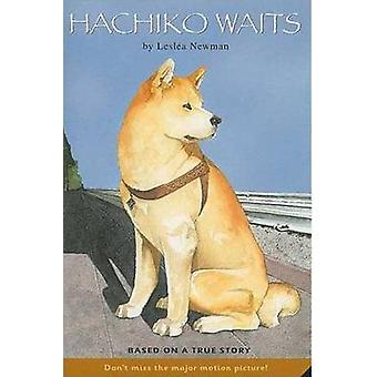 Hachiko Waits by Leslea Newman - 9780312558062 Book