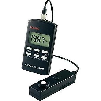 Gossen F502N Lux-Meter, illumination measuring device, Brightness meter,