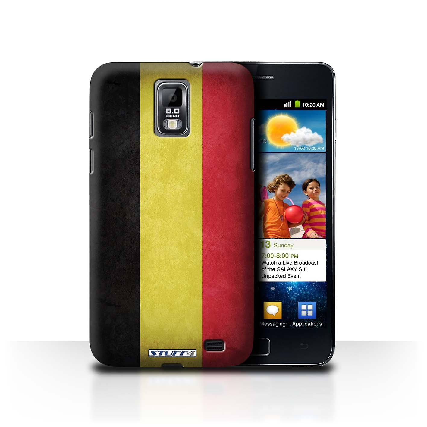 Stuff4 case cover for samsung galaxy s2 duos i929 belgium for Housse samsung galaxy s2