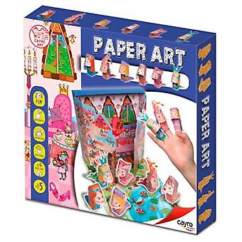 Cayro Paper Art Princess (Toys , Educative And Creative , Arts And Crafts , Origami)