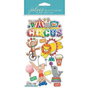 Jolee's Boutique Dimensional Stickers-Circus E5051037