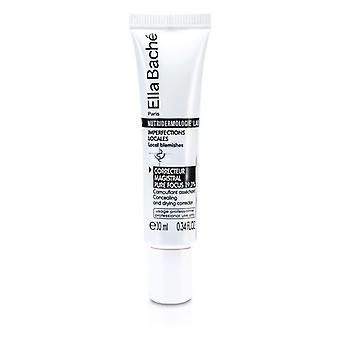 Ella Bache Nutridermologie Magistral Pure Focus 19.3% Concealing & Drying Corrector (Salon Product) 10ml/0.34oz