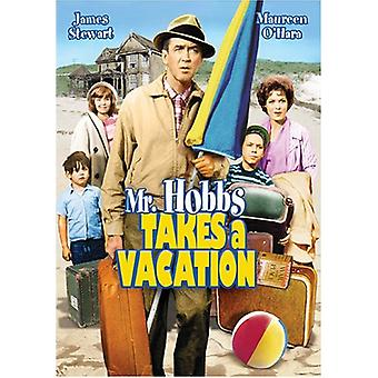 Mr Hobbs Takes a Vacation [DVD] USA import