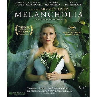 Melancholia [BLU-RAY] USA import