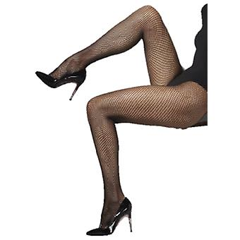Smiffys Fishnet Tights Black (Costumes)