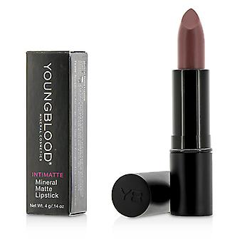 Rossetto opaco minerale Youngblood Intimatte - #Vain 4G/0,14 oz