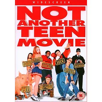 Not Another Teen Movie [Blu-ray] USA import