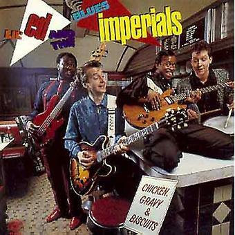 Lil' Ed & Blues Imperials - kylling sovs & kiks [CD] USA import