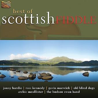 Migliori di giocherellare scozzese - Best of Scottish Fiddle (importazione USA Unite [CD]