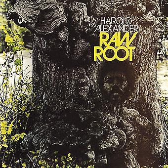 Harold Alexander - importazione USA Raw Root [CD]