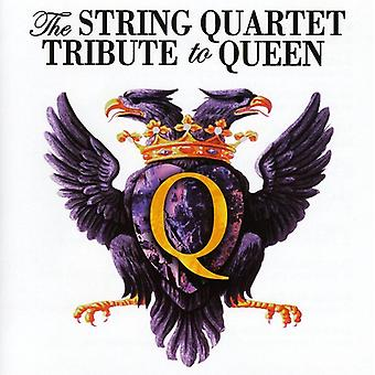 Tribute to Queens - The String Quartet Tribute to Queen [CD] USA import