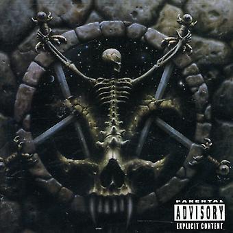 Slayer - Divine Intervention [CD] USA importerer