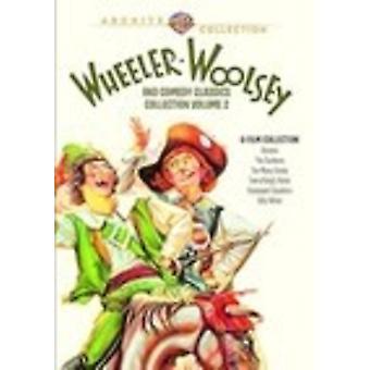 Wheeler & Woolsey: Den Rko Comedy Classics 2 [DVD] USA import