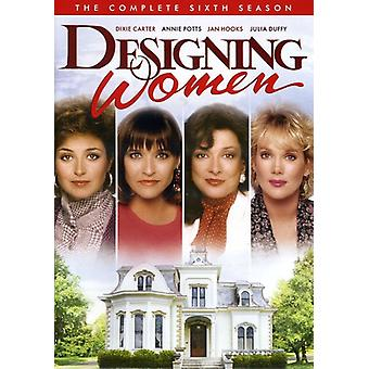 Designing Women: Season 6 [DVD] USA import