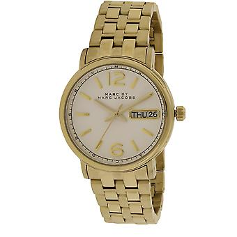 Mark by Mark Jacob Gold-Tone Ladies Watch MBM8647