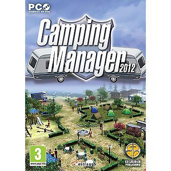 Camping Manager PC DVD jeu