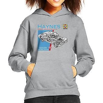 Haynes eiere Workshop manuell 0171 Ford Escort 1300 barneklubb Hettegenser