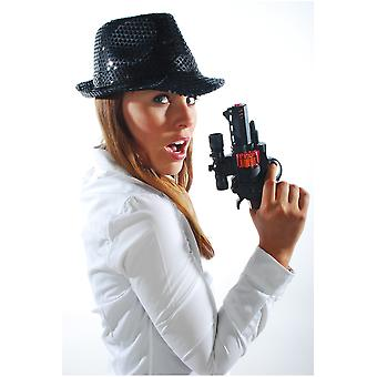Weapons and tools  Plastic pistol with visor