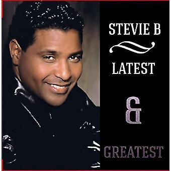Stevie B - import USA najnowsze & największy [CD]