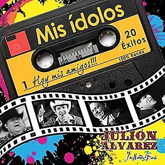 Julion Alvarez Y Su - Mis Idolos Hoy Mis [CD] USA importerer