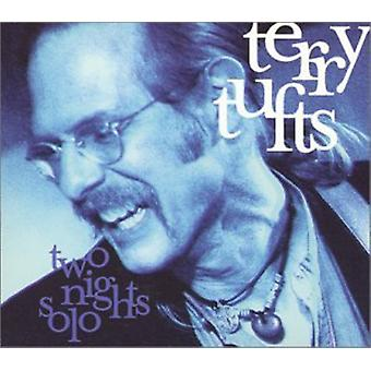 Terry totter - to nætter Solo [CD] USA import