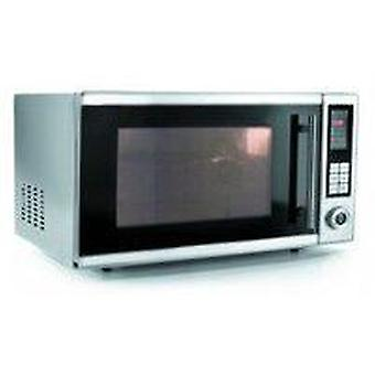 Lacor 30 lts. microwave oven w/turnable+grill
