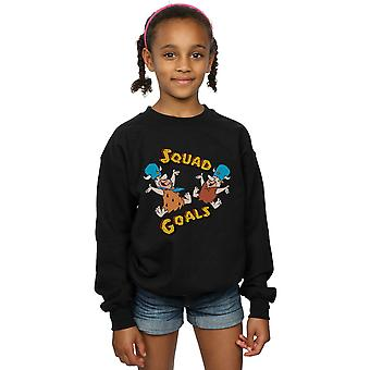The Flintstones Girls Squad Goals Sweatshirt