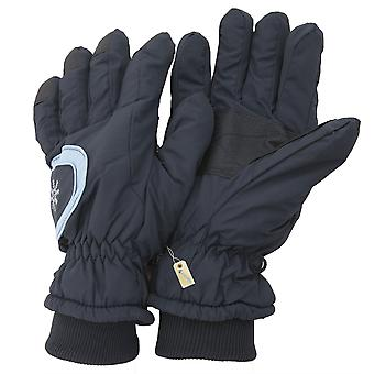 Floso Ladies/Womens Thinsulate Extra Warm Thermal Padded Winter/Ski Gloves With Palm Grip (3M 40g)