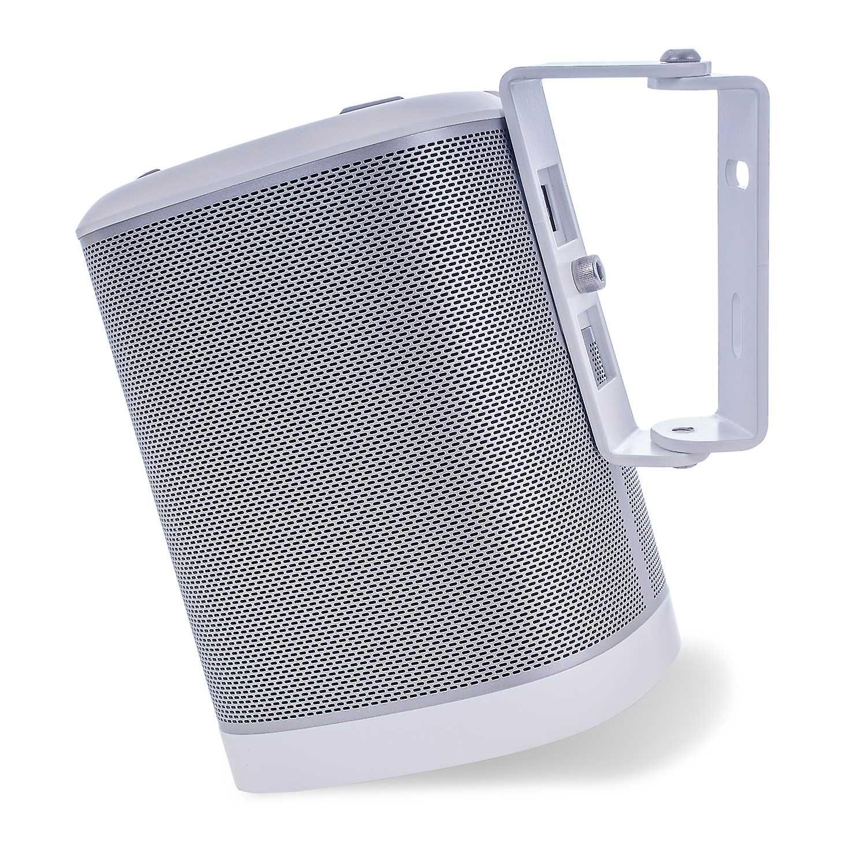 Vebos wall mount Sonos Play 1 white 15 degrees