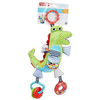 Fisher-Price Activity Alligator (Jouets , Maternelle , Bébés , Peluches)