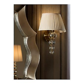 Schuller Mercury Champagne Wall Lamp