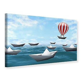 Canvas Print Shuttle