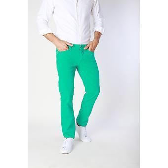 Jaggy Jeans Green Men