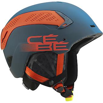 **SALE**Cebe Trilogy Helmet (Blue and Red Size 53-57cm)