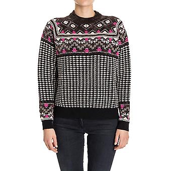 Pinko women GORTINAZLM multicolour Wool Sweater