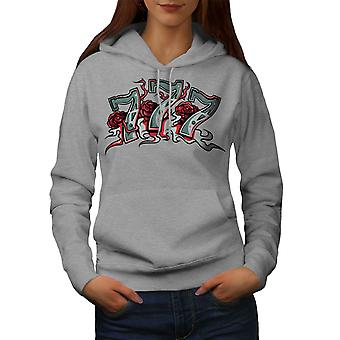 Game Gamble Poker Gamble Women GreyHoodie | Wellcoda