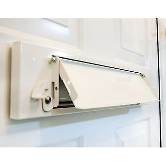 Home Secure Flaplock Letterbox Lock - Extra Security For Existing Letter Plate