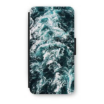 Samsung Galaxy S8 Plus Flip Case - Ocean Wave