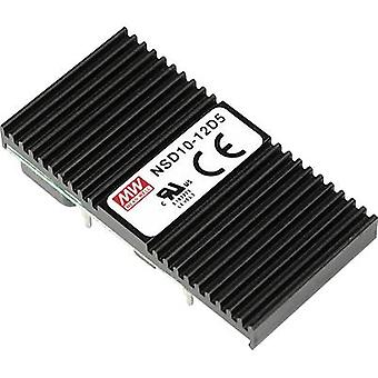 DC/DC-converter Mean Well NSD10-12S5