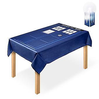 Doctor Who Tardis dug