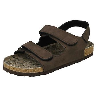 Boys JCDees Slingback Sandals N0047