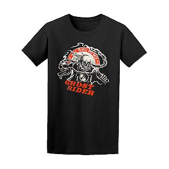 Ghost Rider To Hell And Back Tee Men's -Image by Shutterstock