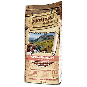 Natural Greatness Optimum Large Bread Recipe (Dogs , Dog Food , Dry Food)