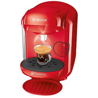 Bosch Vivy Coffee Machine 2 Just Red Color