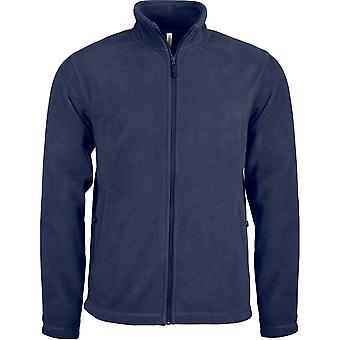 Kariban Mens Full Zip Microfleece Jacket