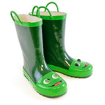 Socks Uwear Unisex-child Novelty 3D Frog Wellington Boots