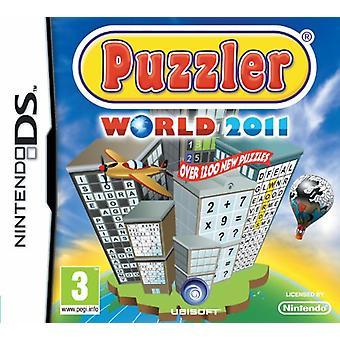 Puzzle-Welt 2011 (Nintendo DS)