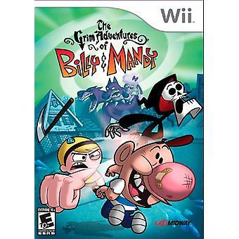 Les aventures de Grim Billy Mandy (Wii)